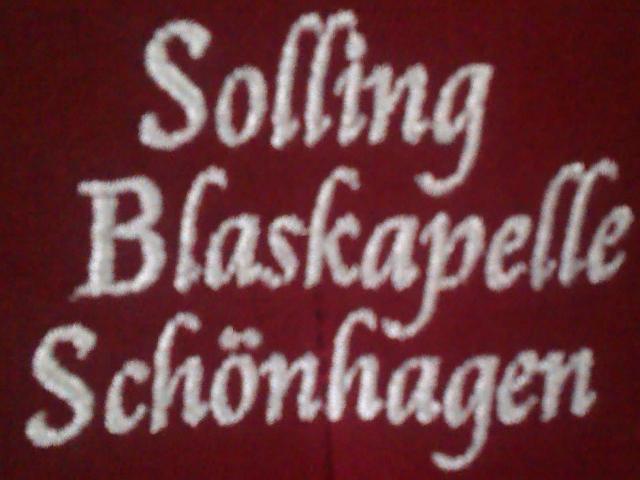 Logo von Solling-Blaskapelle Schönhagen